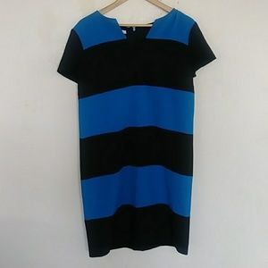 New York and company stripes dress